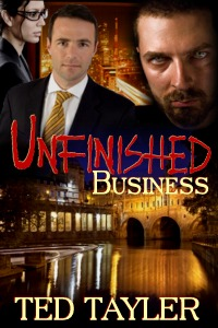 Front Cover: Unfinished Business