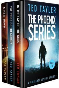 Phoenix Box Set #2