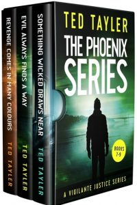 Phoenix Box Set #3