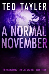Front Cover: A Normal November