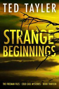 Front Cover: Strange Beginnings