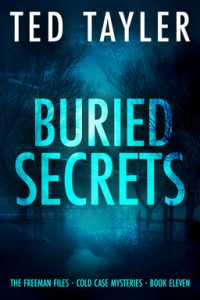 Front Cover: Buried Secrets