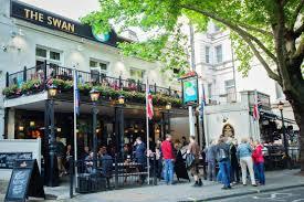Swan pub, Bayswater Rd