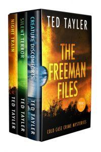 Freeman Files Box Set #3