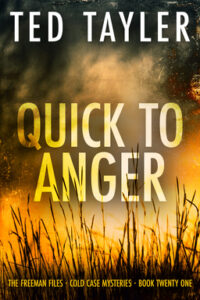 Front Cover: Quick To Anger