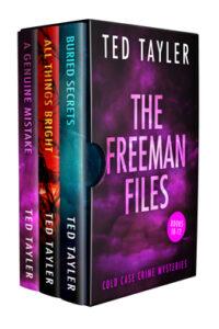 Box Set #4 The Freeman Files