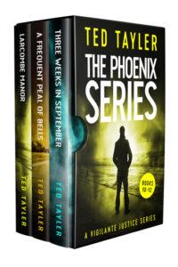 Phoenix Box Set #4