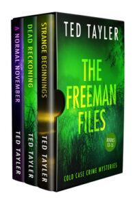 Box Set #5 The Freeman Files